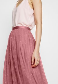 Needle & Thread - KISSES MIDAXI SKIRT EXCLUSIVE - Áčková sukně - pink - 4