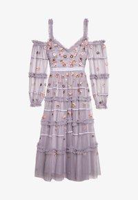 Needle & Thread - CELESTE DRESS - Cocktailklänning - vintage lavender - 3