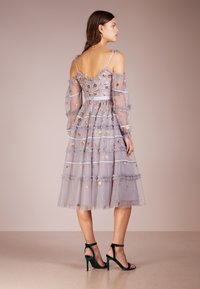 Needle & Thread - CELESTE DRESS - Cocktailklänning - vintage lavender - 2