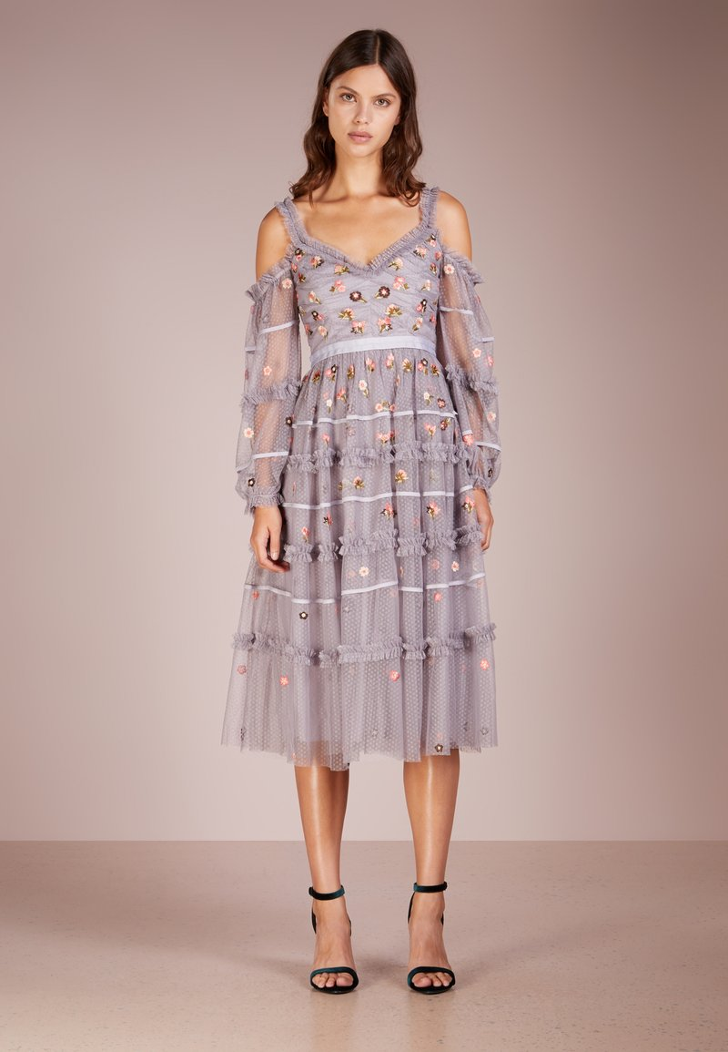 Needle & Thread - CELESTE DRESS - Cocktailklänning - vintage lavender