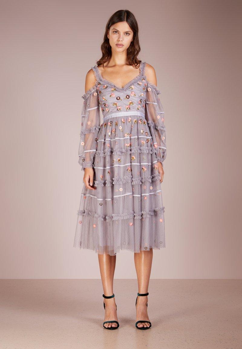 Needle & Thread - CELESTE DRESS - Cocktailkleid/festliches Kleid - vintage lavender