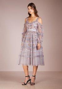 Needle & Thread - CELESTE DRESS - Cocktailklänning - vintage lavender - 1