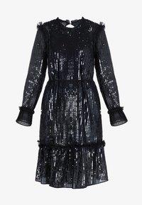 Needle & Thread - GLOSS SEQUIN DRESS - Cocktailklänning - black - 4