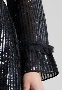 Needle & Thread - GLOSS SEQUIN DRESS - Cocktailklänning - black - 3