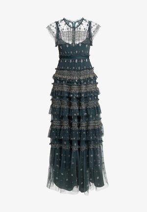 ANDROMEDA GOWN - Festklänning - emerald