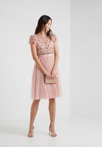 Needle & Thread - ROCOCO BODICE DRESS - Cocktailklänning - pink - 1