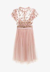 Needle & Thread - ROCOCO BODICE DRESS - Cocktailklänning - pink - 3