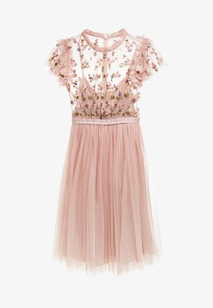ROCOCO BODICE DRESS - Cocktailklänning - pink