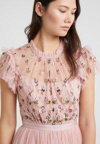 Needle & Thread - ROCOCO BODICE DRESS - Cocktailklänning - pink - 4