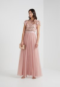 Needle & Thread - ROCOCO BODICE GOWN - Robe de cocktail - rose pink - 1