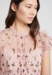 Needle & Thread - ROCOCO BODICE GOWN - Robe de cocktail - rose pink - 4