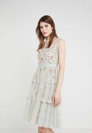 SHIMMER DITSY DRESS - Cocktail dress / Party dress - pistachio