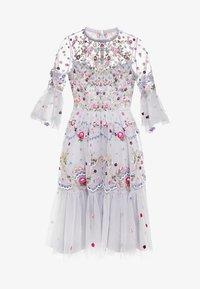 Needle & Thread - DREAMERS DRESS - Koktejlové šaty/ šaty na párty - dusk blue - 4