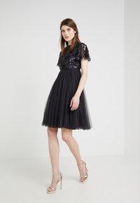 Needle & Thread - DREAM DRESS - Robe de soirée - graphite - 1