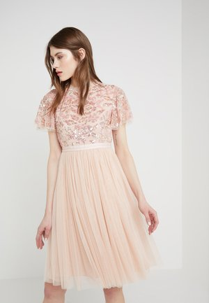 DREAM DRESS - Cocktailklänning - rose quartz