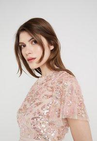 Needle & Thread - DREAM DRESS - Cocktailkleid/festliches Kleid - rose quartz - 5