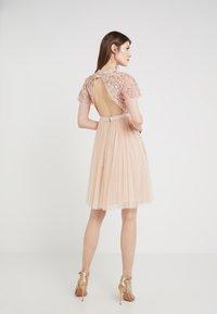 Needle & Thread - DREAM DRESS - Cocktailkleid/festliches Kleid - rose quartz - 2