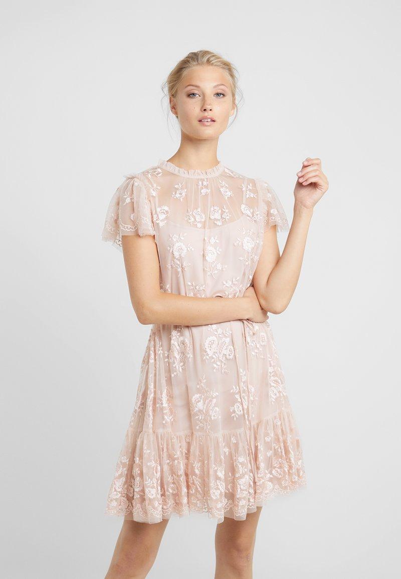 Needle & Thread - ASHLEY DRESS - Cocktailkleid/festliches Kleid - rose quartz