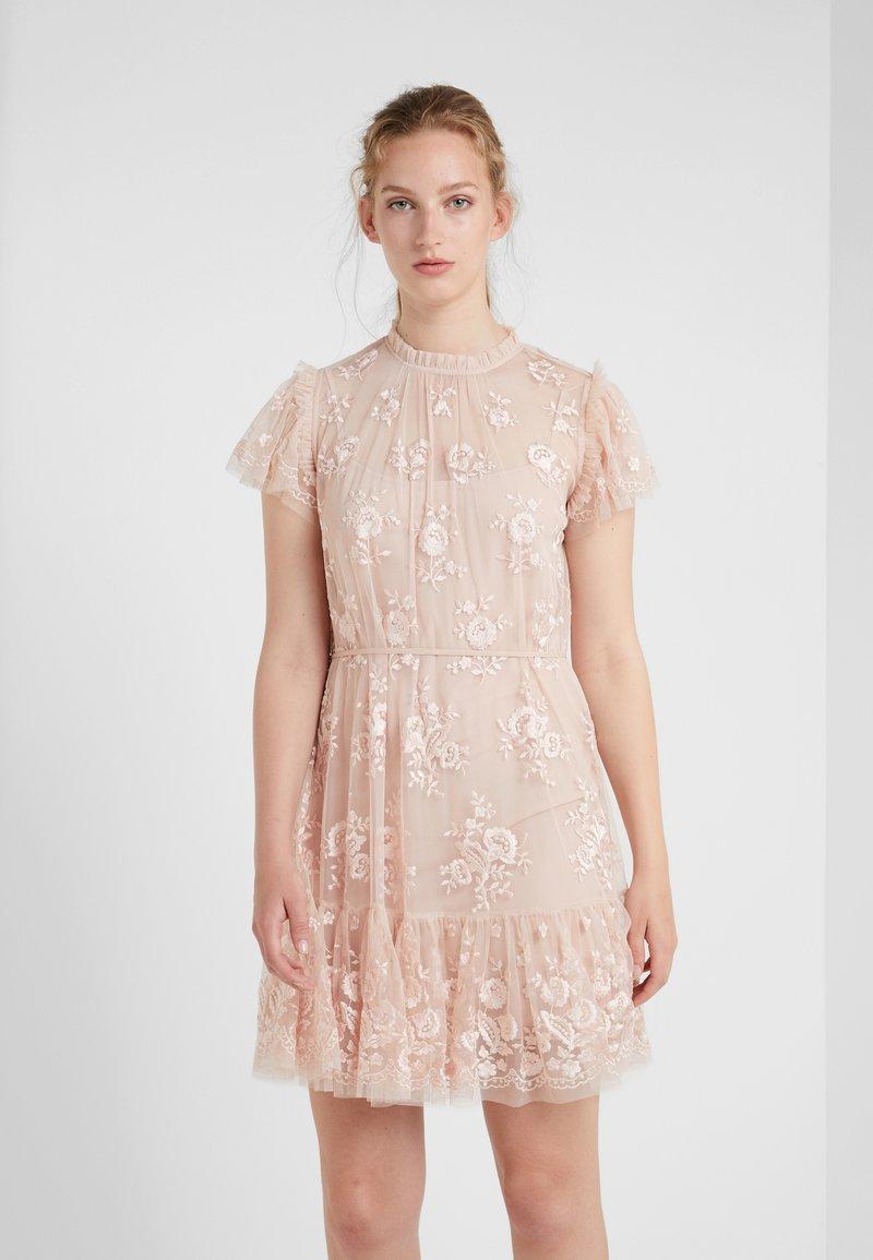 Needle & Thread - ASHLEY DRESS - Cocktailklänning - rose quartz