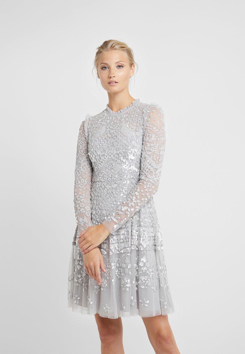 Needle & Thread - AURORA DRESS - Cocktailkleid/festliches Kleid - dusk blue