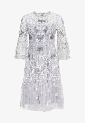 DRAGONFLY GARDEN DRESS - Cocktailklänning - dusk blue