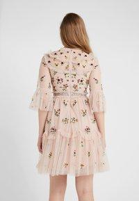 Needle & Thread - MAGDALENA DRESS - Cocktailkleid/festliches Kleid - rose quartz - 2