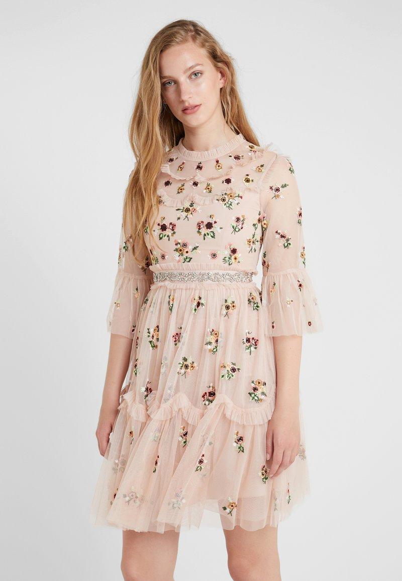 Needle & Thread - MAGDALENA DRESS - Cocktailkleid/festliches Kleid - rose quartz