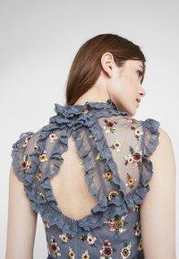 Needle & Thread - MAGDALENA BODICE MAXI GOWN - Festklänning - vintage navy - 4