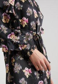Needle & Thread - BESSIE MIDAXI DRESS - Vestito estivo - ballet black - 5