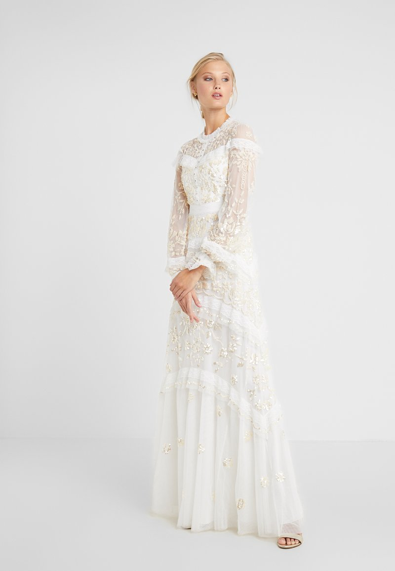 Needle & Thread - AVA GOWN - Occasion wear - ivory