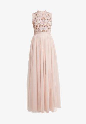DARLING BODICE SLEEVELESS MAXI DRESS - Occasion wear - powder pink