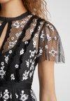 Needle & Thread - MONOCHROME DITSY DRESS - Cocktail dress / Party dress - graphite