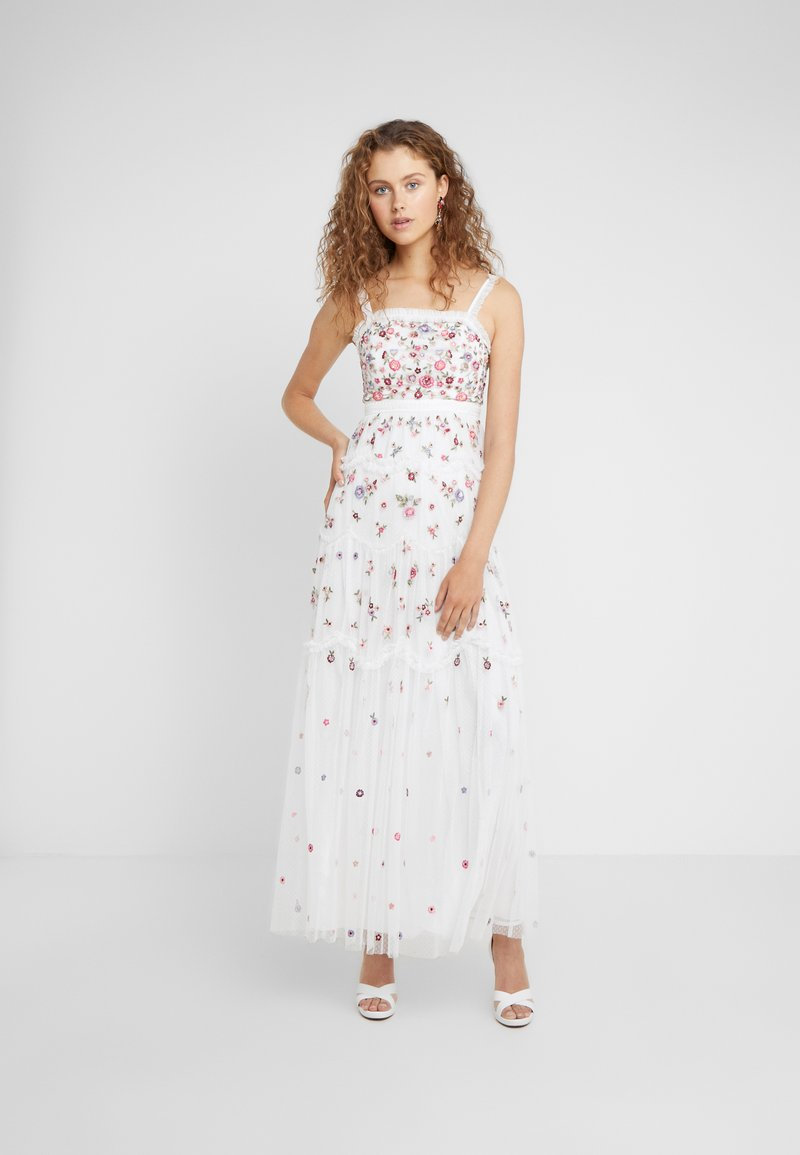 Needle & Thread - MIDSUMMER DITSY GOWN - Occasion wear - ivory
