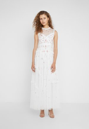 SHIMMER DITSY GOWN - Iltapuku - ivory