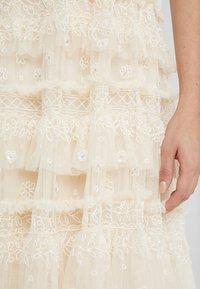 Needle & Thread - ANDROMEDA GOWN - Festklänning - champagne - 6