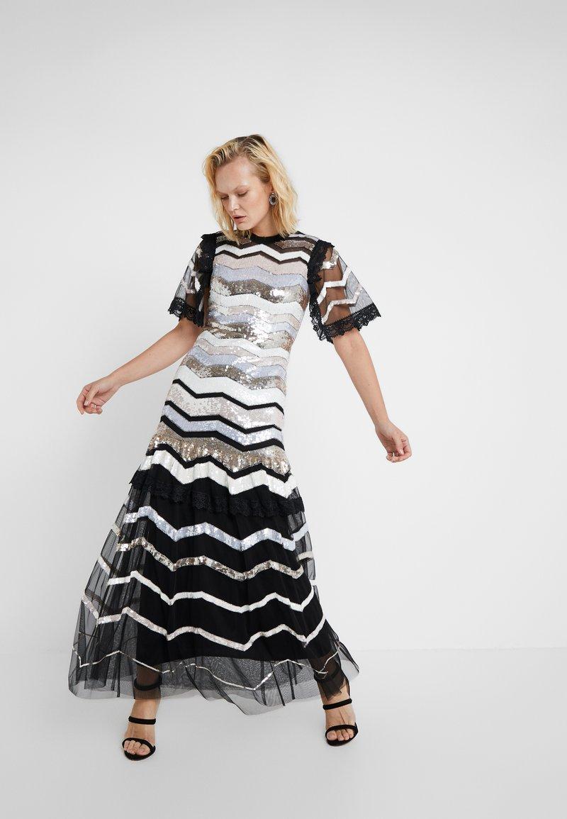 Needle & Thread - ALASKA GOWN - Společenské šaty - ballet black