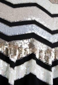 Needle & Thread - ALASKA GOWN - Společenské šaty - ballet black - 6