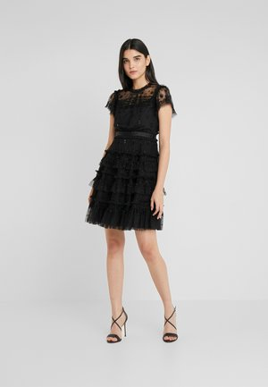 ANDROMEDA DRESS - Cocktailjurk - ballet black