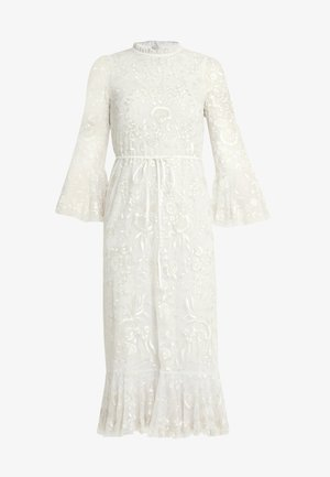 DEMETRIA MIDAXI DRESS - Robe de cocktail - ivory