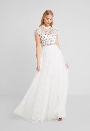 ROCOCO BODICE MAXI DRESS - Suknia balowa - ivory