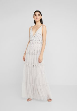 NEVE EMBELLISHED GOWN - Galajurk - periwinkle purple