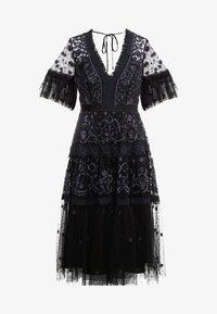 Needle & Thread - MIDSUMMER LACE DRESS - Cocktailkjole - ballet black - 5