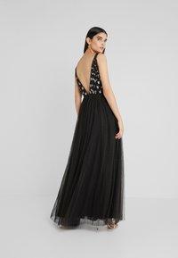 Needle & Thread - NEVE EMBELLISHED BODICE MAXI DRESS - Ballkjole - ballet black - 2