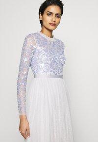 Needle & Thread - TEMPEST BODICE MAXI DRESS - Occasion wear - periwinkle purple - 3