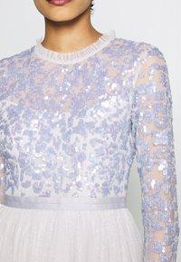 Needle & Thread - TEMPEST BODICE MAXI DRESS - Iltapuku - periwinkle purple - 6