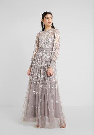 Festklänning - lavender/champagne