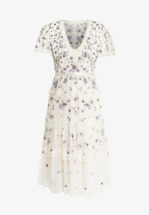PRARIE FLORA DRESS - Sukienka letnia - champagne