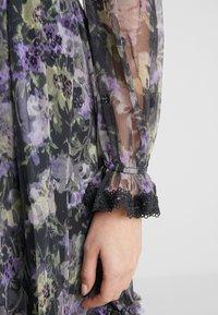 Needle & Thread - DITSY BALLERINA DRESS - Cocktailjurk - graphite - 6