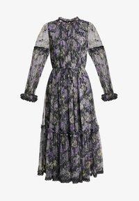 Needle & Thread - DITSY BALLERINA DRESS - Cocktailjurk - graphite - 5