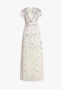 Needle & Thread - PRARIE FLORA GOWN - Festklänning - champagne - 5